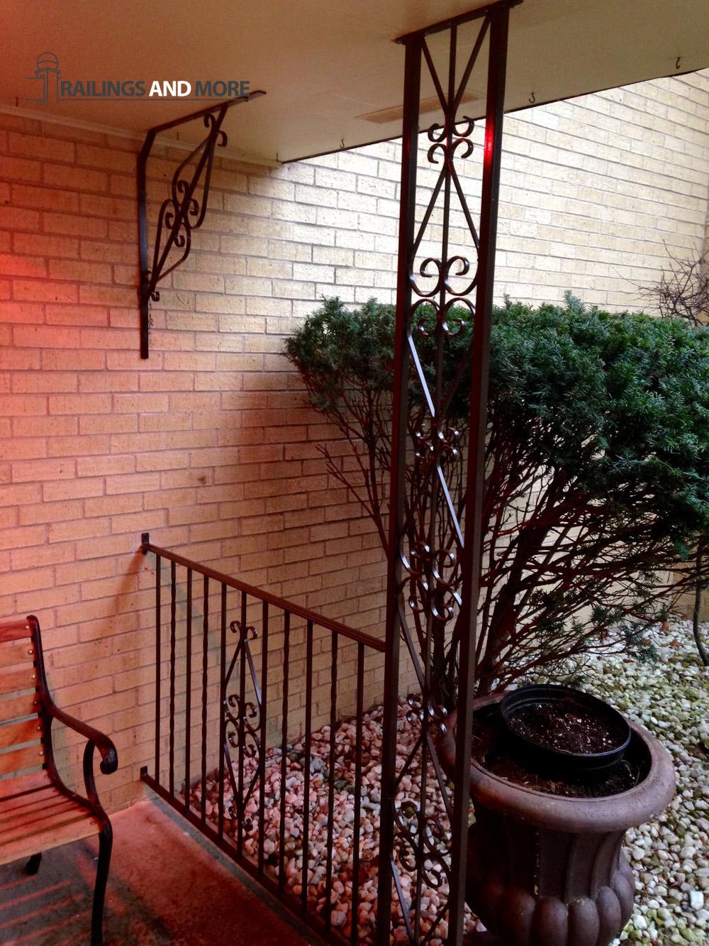 Iron Railings Chicago Handrails Iron Fences Iron