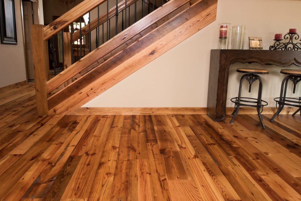 professional floor repair